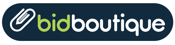 the bid boutique, bids and proposals