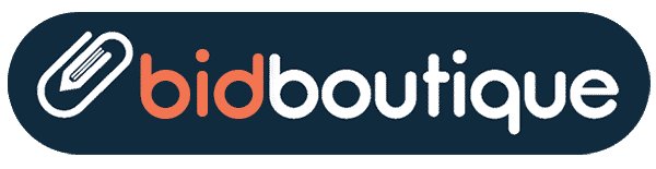 the bid boutique, tender search
