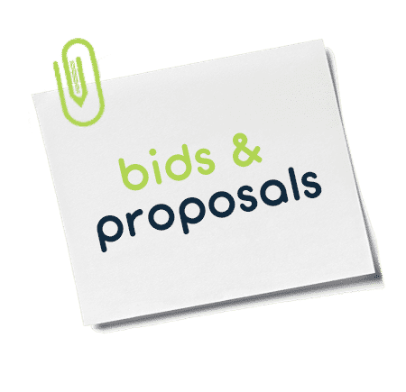 bids and proposals, bid management solutions
